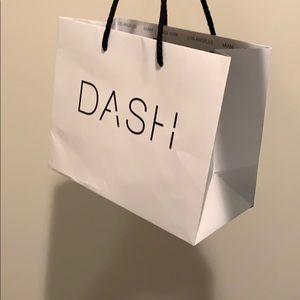 Dash shopping bag